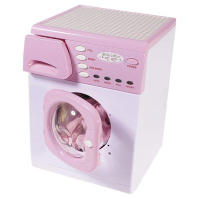 Casdon Hotpoint Toy Washer Pink