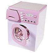 Casdon Hotpoint Toy Washer Pink