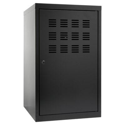 Pierre Henry A4 Large Locker Filing Cabinet, Black