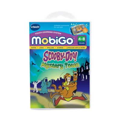 VTech Mobigo Scooby Doo Software