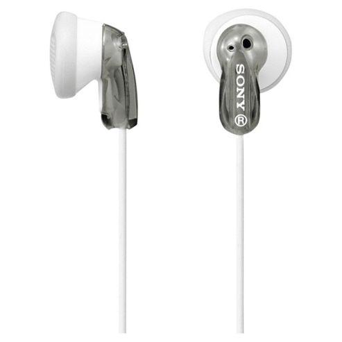 Sony MDR-E9 In-Ear Headphones - White