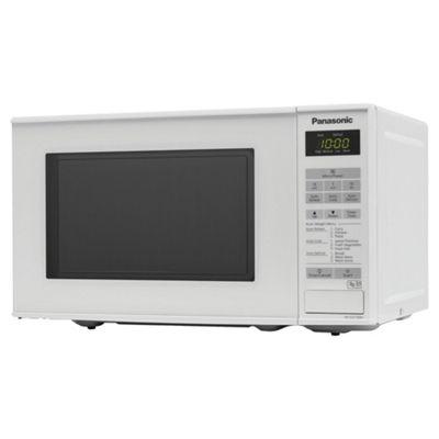 Panasonic NN-E271WMBPQ Solo Microwave, 20L - White