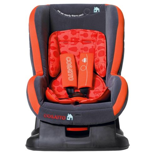 Cosatto Moova Car Seat, Group 1, Roundabout