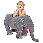 Melissa & Doug Elephant Giant Soft Toy