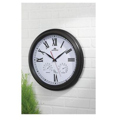 Greenhurst Radio Controlled Clock/Weather Station