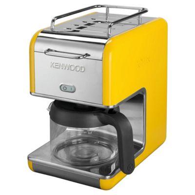 Kenwood K-Mix CM028 Coffee Machine - Yellow