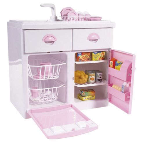 Casdon Electronic Sink Unit Pink