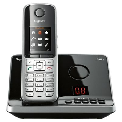 Gigaset S810A Single cordless Telephone