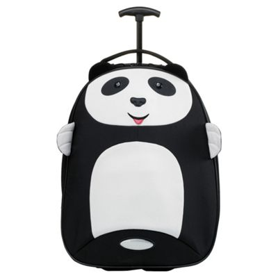 Samsonite Funny Face Kids' Suitcase, Panda 45cm