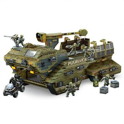 Mega Bloks Halo Wars UNSC Elephant