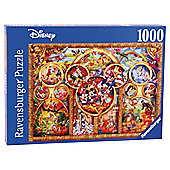 Ravensburger Puzzles The Best Disney Themes Jigsaw Puzzle