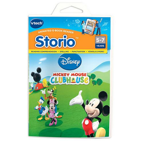 VTech 281003 Storio Mickey Mouse E Book