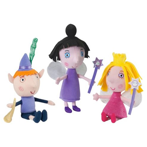 Ben & Holly's Little Kingdom Mini Soft Toy