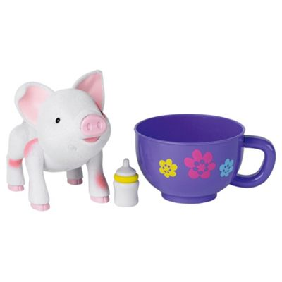 Teacup Piggies - Snowflake