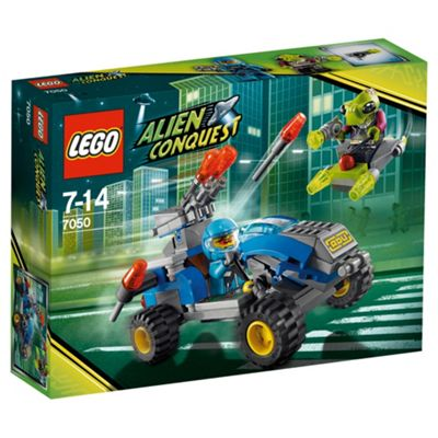 LEGO Alien Conquest Alien Defender 7050