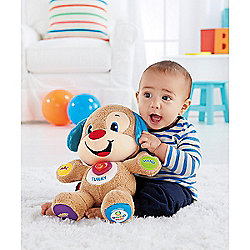 560f2e61defa3 Fisher-Price Laugh   Learn Love to Play Puppy
