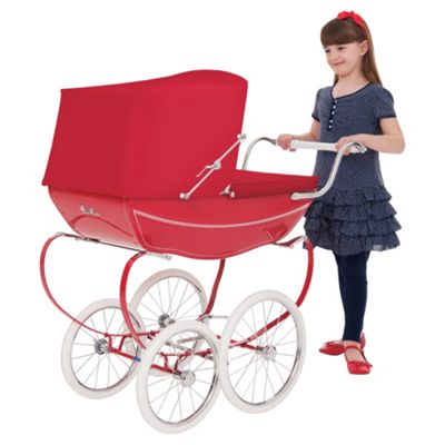 Silver Cross Toy Oberon Dolls Pram