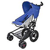 Micralite Fastfold Superlite Pushchair, Blue