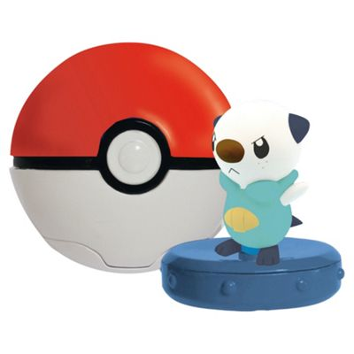 Pokemon Poke Ball Twister Figure - Assortment – Colours & Styles May Vary