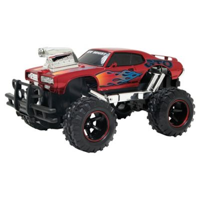 New Bright 1:15 Monster Muscle Pontiac GTO RC Toy Car