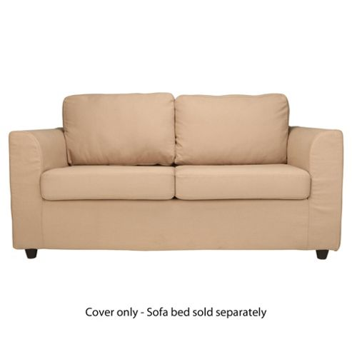 Ashley Loose Cover For Sofa Bed, Sand