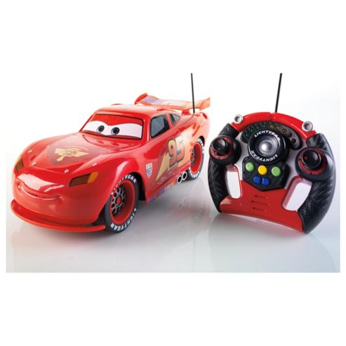 Cars Remote Control Lightning McQueen RC Toy Car