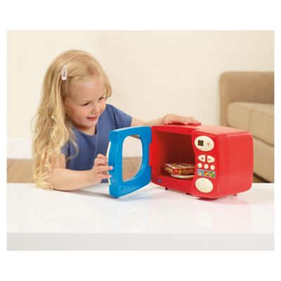 Carousel Toy Microwave