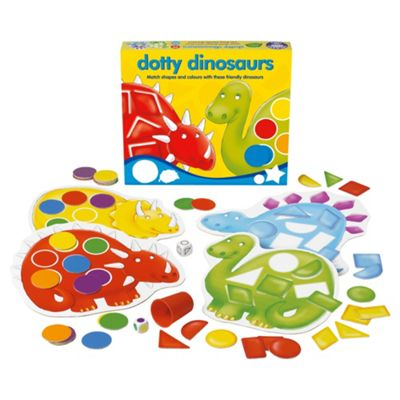 Orchard Toys Dotty Dinosaurs Educational Game