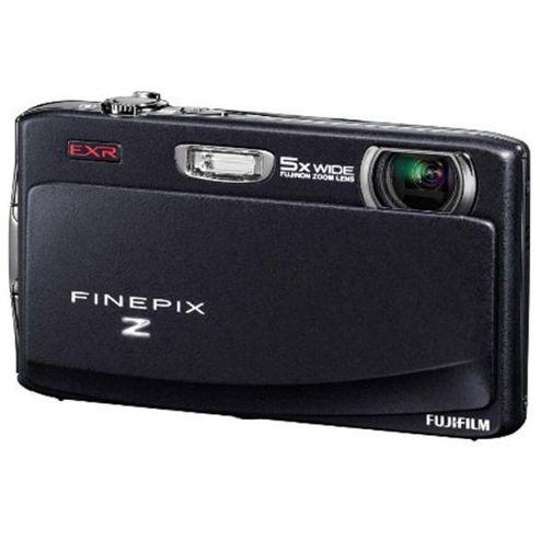 Fujifilm Finepix Z900EXR Digital Camera - Black (16MP, 5x Optical Zoom) 3.5 inch LCD Touch Screen
