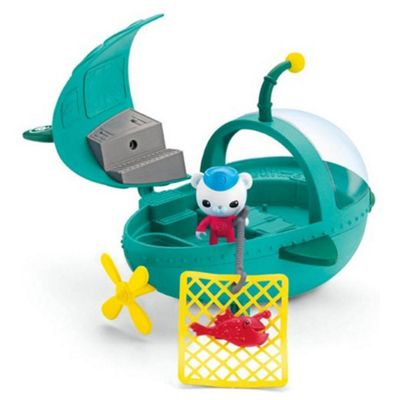 Octonauts Gup A Mission Vehicle Playset