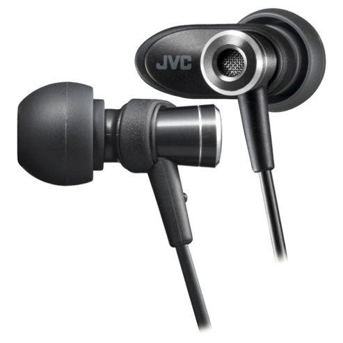 JVC Micro HD In-Ear Headphones - Black HA-FXC51-B