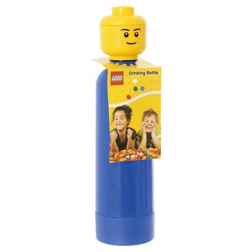 LEGO Storage Drinking Bottle Blue