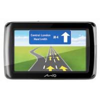 Navman Mio 485 UK satellite navigation Black