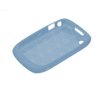 BlackBerry® Curve™ Silicone Case 8520/9300 Blue Frost