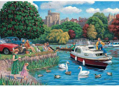 Happy Days - Windsor - 1000pc Puzzle
