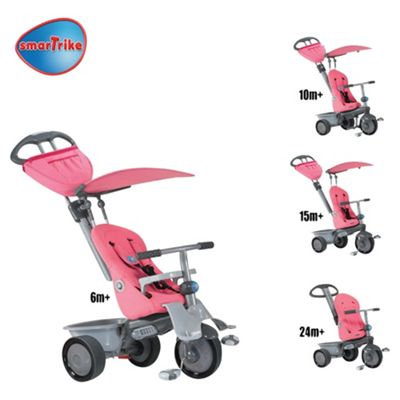 Smart Trike Recliner Pink  sc 1 st  Tesco & Buy Smart Trike Recliner Pink from our Trikes range - Tesco islam-shia.org