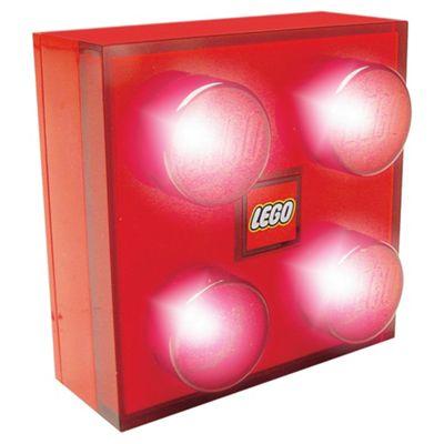LEGO LED Brick Light Red