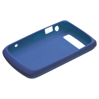 BlackBerry® Silicone Case BlackBerry Bold 9700/9780 Skin Dark Blue