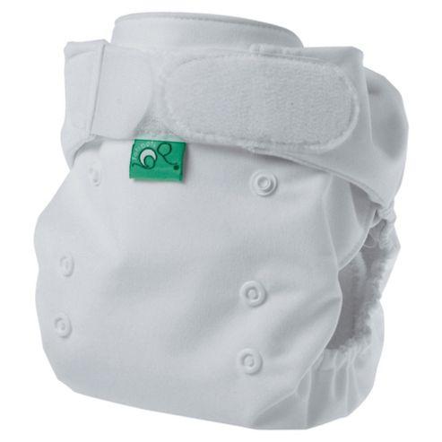 TotsBots Easyfit White Reusable Nappy