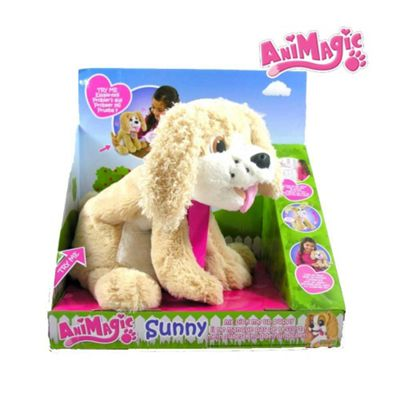 Animagic Sunny Pick Me Up Puppy