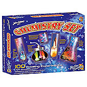 John Adams Action Science Chemistry 100 Amazing Experiments Set