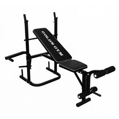 Gold's Gym Multi-purpose Bench (w/o weight)