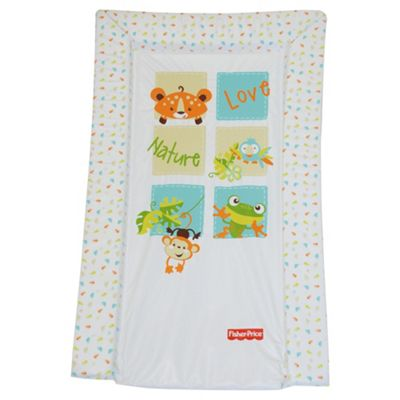 Fisher-Price Animals of the Rainforest Changing Mat