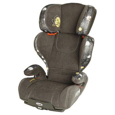 Jané Montecarlo R1 Car Seat, Group 2-3, Topping Anis