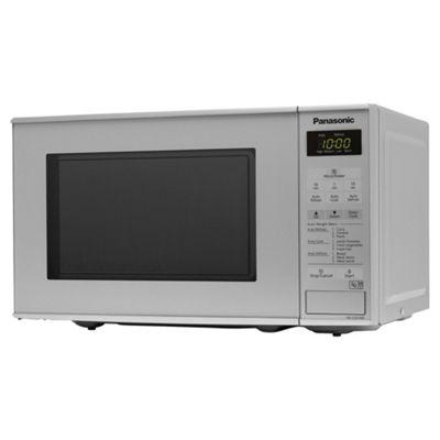 Panasonic NN-E281MMBPQ Solo Microwave, 20L - Silver