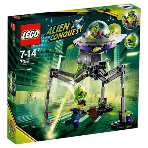 LEGO Alien Conquest Tripod Invader 7051