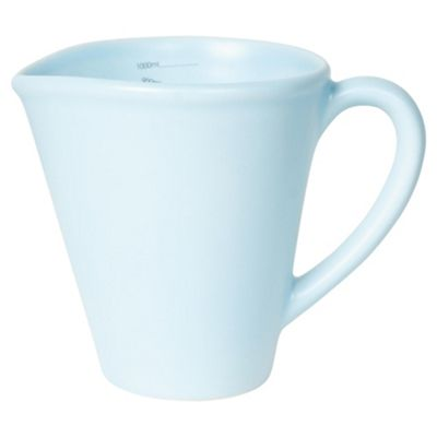 Nigella Lawson Living Kitchen 1L Measuring Jug, Blue