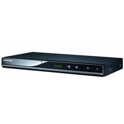 Samsung DVD-D360 DVD Player - Black
