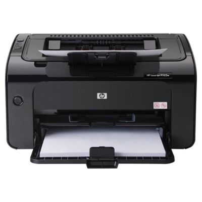 HP P-1102w Wireless LaserJet Pro Mono  Laser Printer