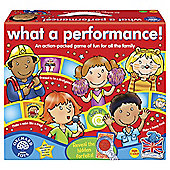 Orchard Toys What a Performance Action Game
